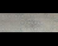 K929122R - 33x100 Vintage Dekor 2 Gri Parlak