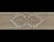 K929822R - 11x33 Provence Bordür 2 Grej Mat