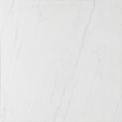60x60 Solid Tile White Semi Glossy