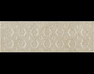 K938550R - 11x33 Deja Vu Bordür 1 Beyaz Mat
