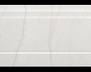 K938631R - 17x25 Solid Süpürgelik Beyaz Mat