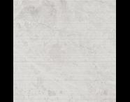 K943034R - 80X80 Versus Rigato Dekor Beyaz Mat
