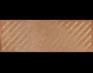 K943548R - 25x70 Clayworx Çizgi Altın Dekor Taba Mat