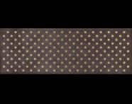 K943551R - 25x70 Clayworx Nokta Altın Dekor Antrasit Mat