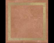 K943561R - 25X25 Clayworx Çerçeve Altın Kesme Dekor Taba Mat