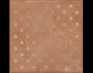 K943566R - 25X25 Clayworx Nokta Altın Kesme Dekor Taba Mat