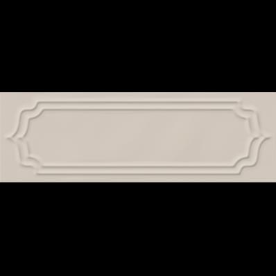 10X30 Homemade Klasik Çerçeve Decor Sand Beige Glossy