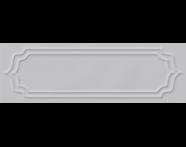 K943602 - 10X30 Homemade Klasik Çerçeve Dekor GRİ Parlak
