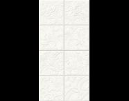 K943636 - 30X60 Craftmix Scored Artisan Patchwork Dekor Krem Parlak