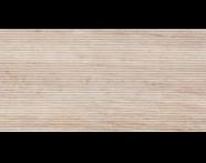 K943676R - 40X80 Travertical Çizgi Dekor Krem Mat