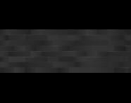 K943711R - 33X100 Upbeat Rölyef Dekor Siyah Mat