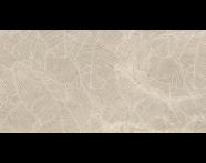 K943721 - 30X60 Decocream Dekor Krem Parlak