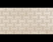 K943722 - 30X60 Decocream Dekor Krem Parlak