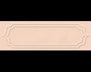 K943882 - 10X30 Homemade Klasik Çerçeve Dekor Açık Somon Parlak