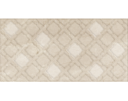 K943887 - 30X60 Decocream Dekor Krem Parlak