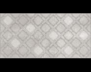 K943889 - 30X60 Decocream Dekor GRİ Parlak