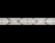 K943890 - 8X60 Decocream Bordür GRİ Parlak