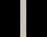 K944348 - 10x60 Ethereal Bordür 1 Açık Gri Parlak