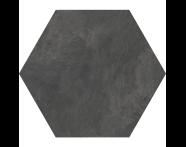 K944893R - 60X60 Tech-Slate Altıgen Dekor Antrasit