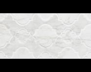 K944983 - 30X60 Trifolium 3D Dekor Altın Parlak