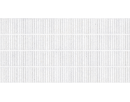 K944991 - 30X60 Stix Line Dekor Beyaz Mat