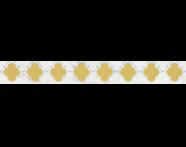 K945025 - 7.5X60 Trifolium Bordür Altın Parlak