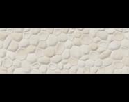 K945053R - 25X70 Opaline 3D Dekor Krem Parlak