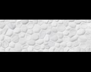 K945054R - 25X70 Opaline 3D Dekor Gri Parlak