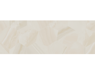 K945055R - 25X70 Opaline Dekor Krem Parlak