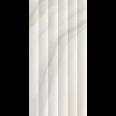 30x60 Eccentric Dekor Beyaz Parlak