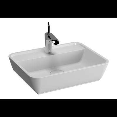 System Infinit Tezgah üstü lavabo, 51 cm