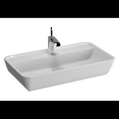 System Infinit Tezgah üstü lavabo, 71 cm