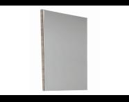 UML60DEMR - M-line 60 cm Mirror, Dark Elm