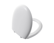 106-001R009 - WC Seat (Soft-Closing) Matte White Quick Release