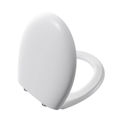 WC Seat (Soft-Closing) Matte White Quick Release