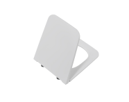 "119-003H209 - ""Slim WC seat, Duroplast, Soft Closing, Detachable metal hinge, top fixing, quick release"""