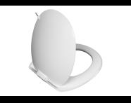 166-003-109 - Istanbul Toilet Seat, White
