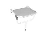 320-1080 - Hinged Arm Shower Seat