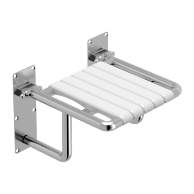 Hinged Arm Shower Seat (without Support Leg)