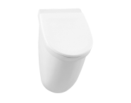4017B003-0309 - Mona Urinal Lid without Holes, Back Water Inlet, Back Output