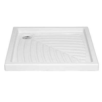 Arkitekt Square Shower Tray, 80cm