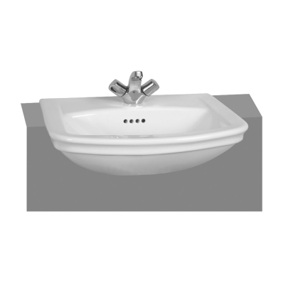 Serenada Semi-Recessed Basin