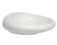 4280B403-0016 - Istanbul Bowl, 60 cm with Integrated Pedestal without Tap Hole, Syphon Included