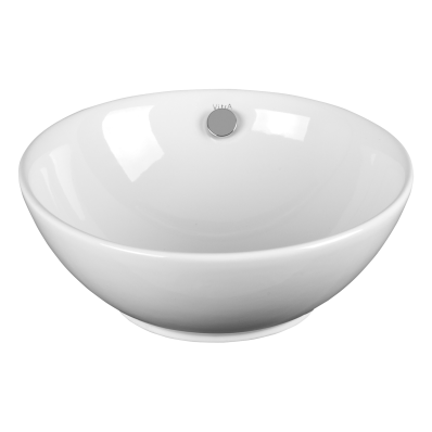 Options Bowl, 43 cm without Tap Hole, with Side Holes
