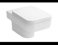 4328B003H0075 - Water Jewels Wall-Hung WC Pan