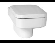 4328B003H7201 - Water Jewels Wall-Hung WC Pan