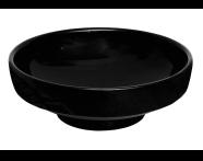 4334B070H0016 - Water Jewels Bowl, 40 cm