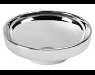 4334B071H0016 - Water Jewels Bowl, 40 cm
