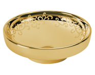 4334B072-2100 - Water Jewels Bowl, 40cm