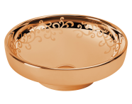 4334B073-2100 - Water Jewels Bowl, 40cm
